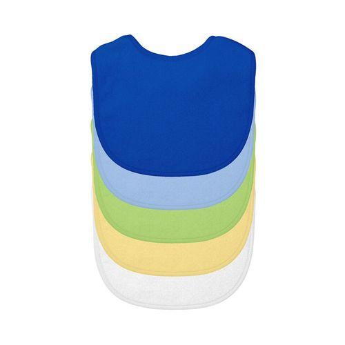 Kit_babador_Azul_Branco_Verde_com_5_unidades_1