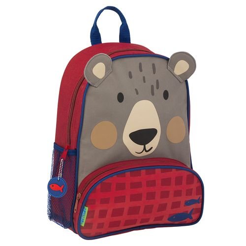 Mochila_Escolar_Urso_Frente