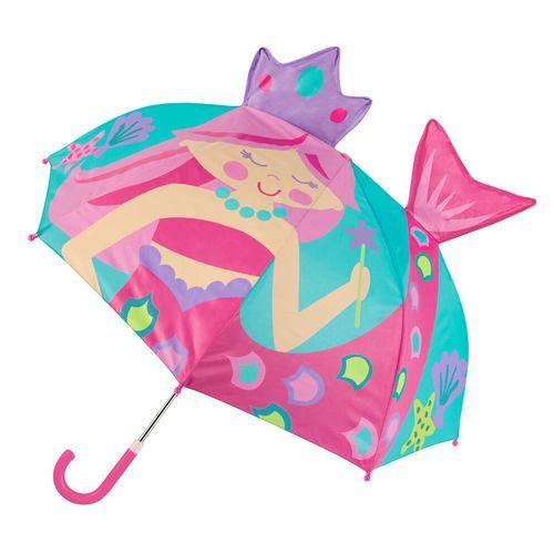 Guarda-chuva_3D_Sereia_Frente