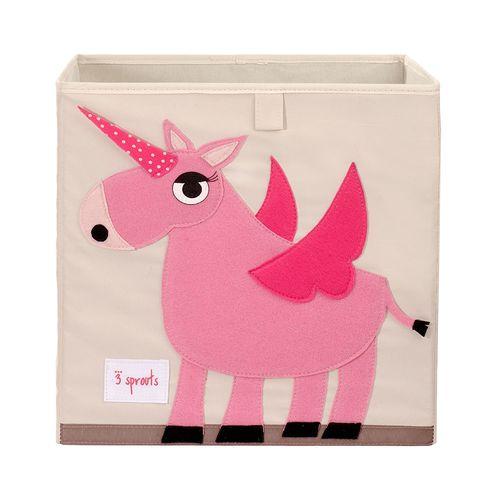 Organizador_Quadrado_Unicornio