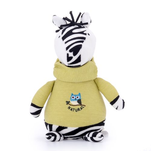 Farm-animal---yellow-zebra-1