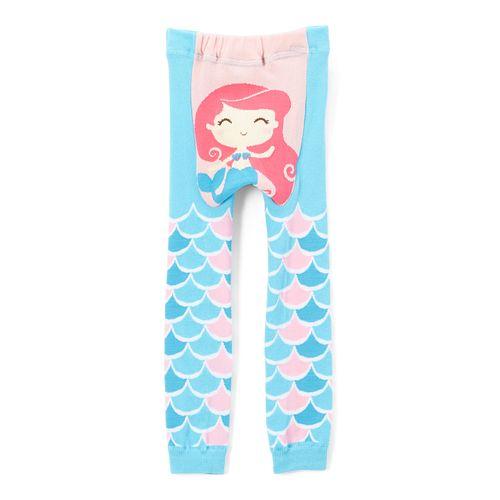 Legging-Infantil-Sereia-Doodle-Pants-Costa