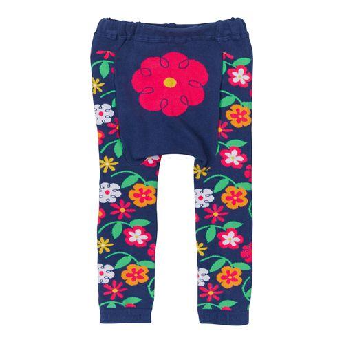 Legging-Infantil-Flores-Doodle-Pants-Costa