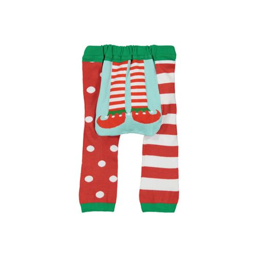 Legging-Infantil-Natal-Duende-3m-12m-Doodle-Pants