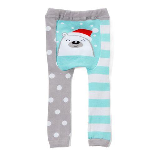 Legging-Infantil-Natal-Urso-Polar-Doodle-Pants-Costa