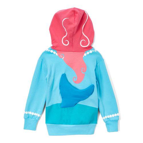 Blusa-de-Moletom-Infantil-Infantil-Sereia-3D-Doodle-Pants-Costa