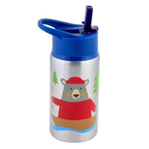Garrafinha-Infantil-Inox-Urso
