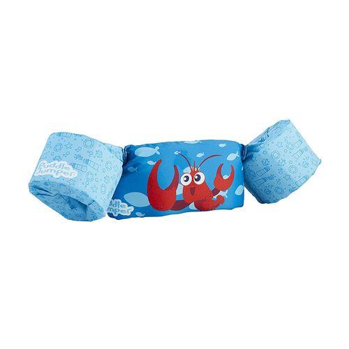 Colete-Salva-Vidas-Puddle-Jumper-Lagosta-Azul