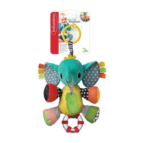 Brinquedo-interativo-de-pendurar-Infantino-elefante-1