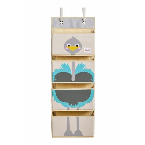 WOOST_3Sprouts_Hanging_Wall_Organizer_Ostrich_1