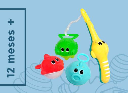 Brinquedo de Banho Infantino