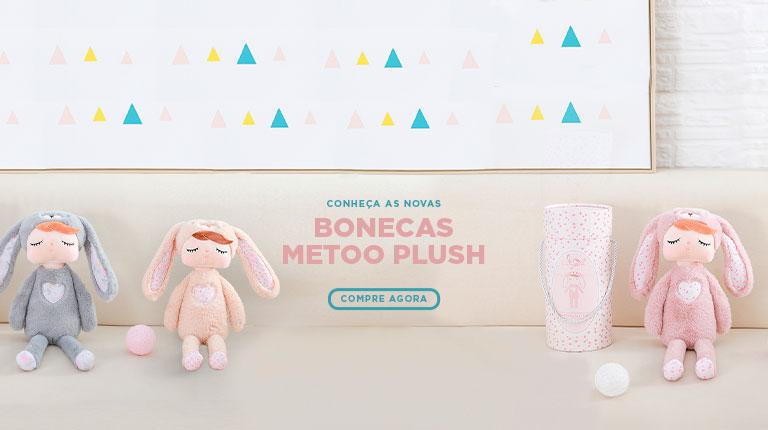 Boneca Metoo Angela Plush