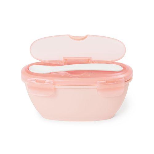 Kit-Alimentacao-Bowl-e-Colher-Coral-Easy-Serve-2