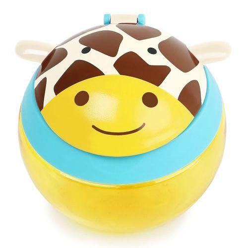 Porta-Snack-Zoo-Skip-Hop-Girafa-1