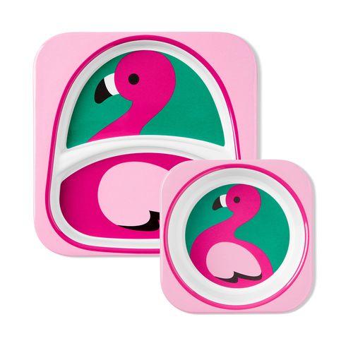 set-de-pratos-zoo-flamingo-skip-hop-1