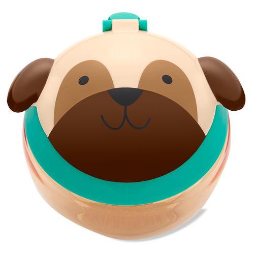 porta-snack-zoo-cachorro-pug-skip-hop-1