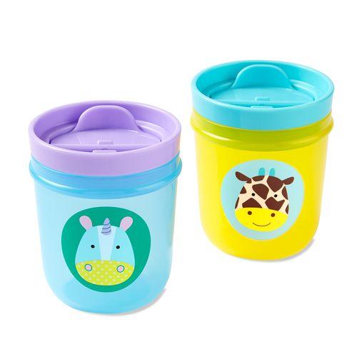 kit-2-copos-zoo-unicornio-e-girafa-skip-hop-1