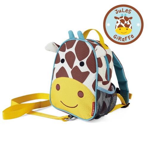 Mini-Mochila-Zoo-Girafa-com-alca-de-seguranca-Skip-Hop