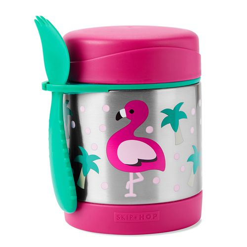 pote-termico-com-talher-zoo-flamingo-skip-hop-1