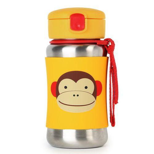 garrafa-de-aco-inox-zoo-macaco-skip-hop-1